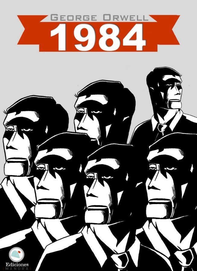 a literary analysis of the society in 1984 by george orwell Free essay on critical analysis of 1984 by george orwell available totally free at  literature length  contemporary society and 1984 by george orwell.