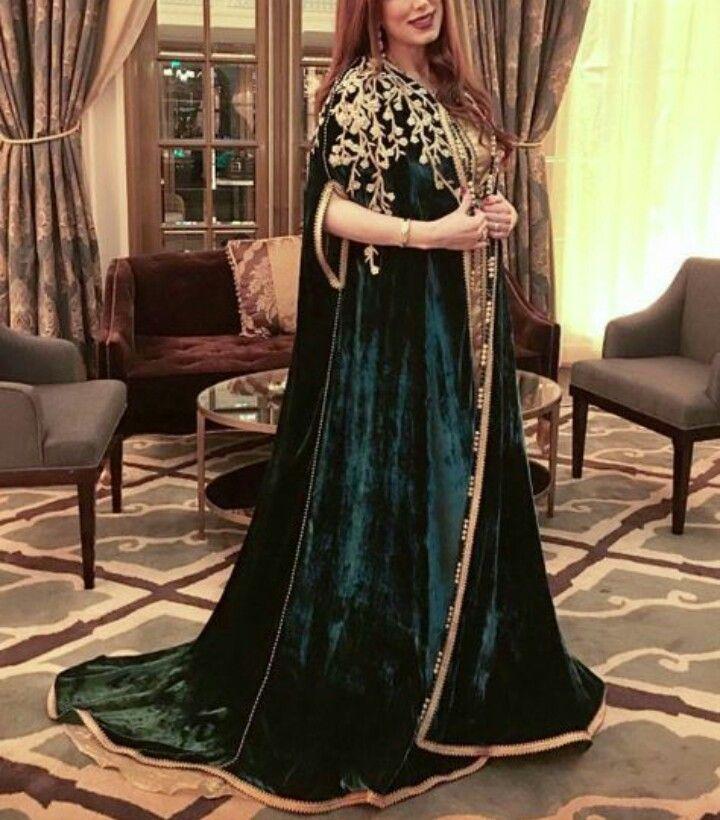 كولكشن قفطان رمضان 2018 للطلب حياكم واتس اب 00212699025005 قفطان الامارات تاجرة الشرقية الرياض فاشنيستا السعودية Weddi Abaya Fashion Caftan Kaftan