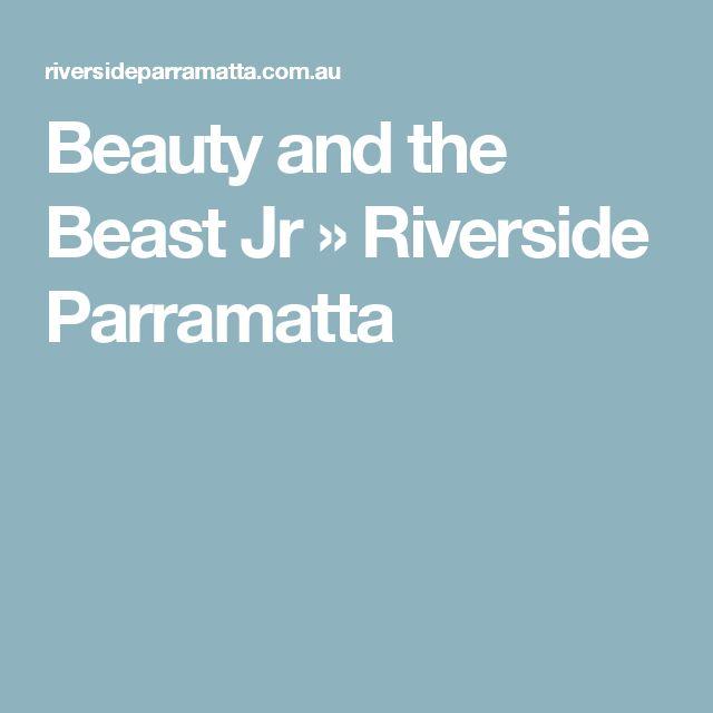 Beauty and the Beast Jr » Riverside Parramatta