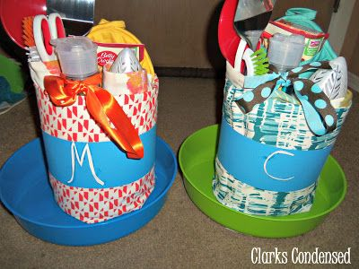 easy bridal shower gift idea kitchen themed