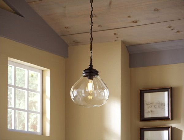 Shop allen roth bristow edison style pendant light with clear shade at lowes canada find our selection of mini pendant lights at the lowest price