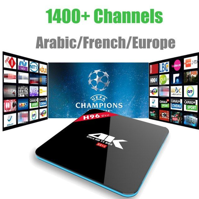 IPTV-HDflix with more than 1400 channels for Arabic/Indian/USA