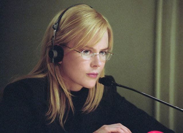 7. Speaking of Naomi Watts, she turned down the lead role in The Interpreter.