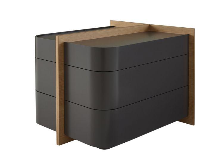 entr ves chest of drawers entr ves collection by roset italia design marie christine dorner. Black Bedroom Furniture Sets. Home Design Ideas
