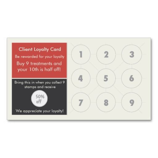 13 best Inspiration - Loyalty Cards images on Pinterest Loyalty - membership cards templates