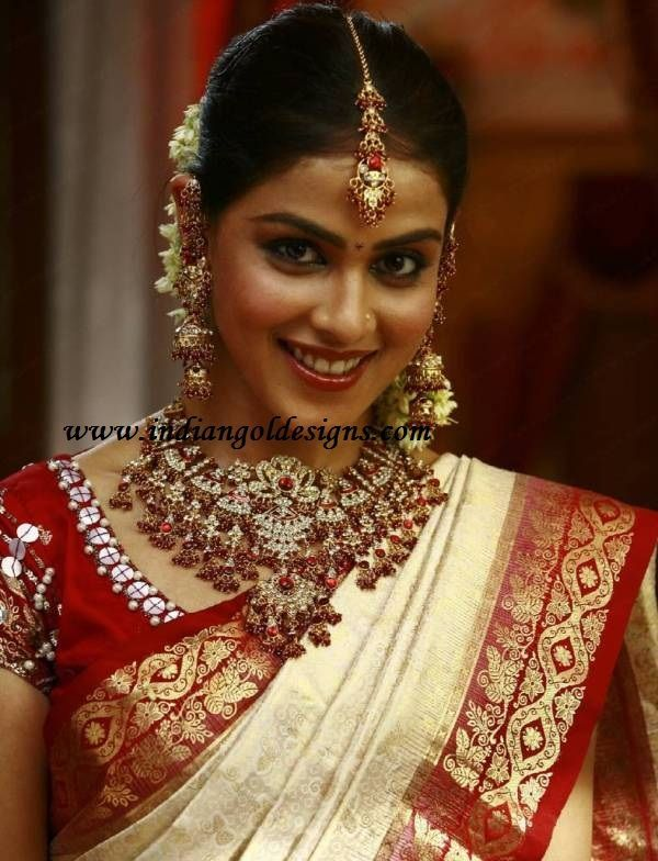kanchipuram bride - Google Search