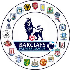 Barclays Premier League Teams