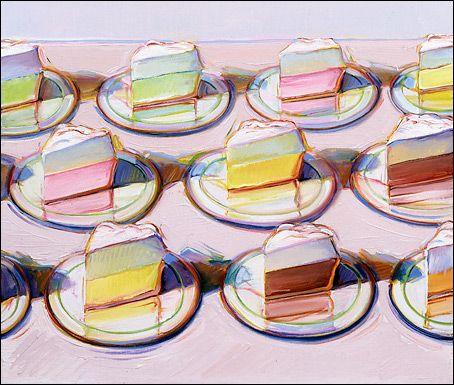 The Delicious World of Wayne Thiebaud