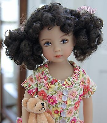 DIANNA-EFFNER-LITTLE-DARLING-13-VINYL-DOLL-PAINTED-BY-GERI-URIBE. Sold 7/23/14 for $1,425.00.