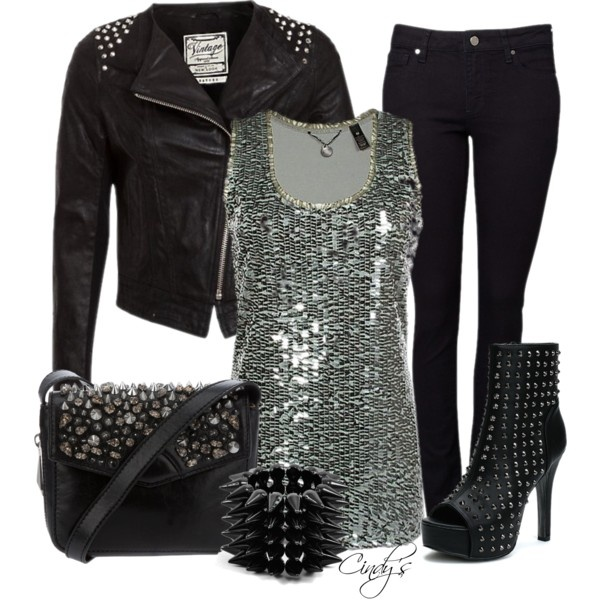 Femme Fatale Contest, created by cindycook10 on Polyvore