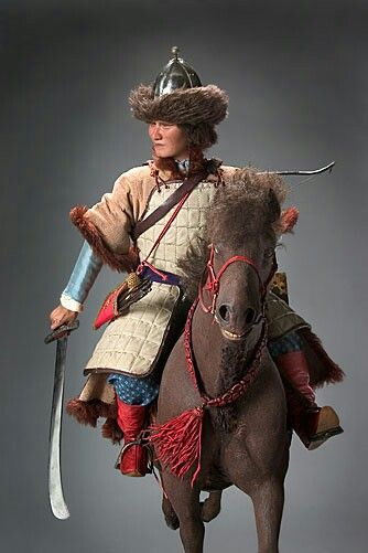Atilla's tribe believed to originate from Mongolia in 209 BC. These were a non chinese tribe of Turkic origin, then known as the Xiongnu. The Xiongnu originally lived in the great northern loop of Yellow River, known today as Ordos in inner Mongolia.