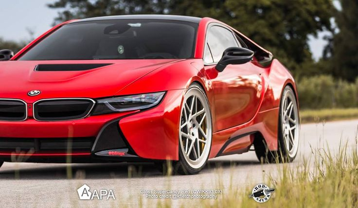 Super Candy Gloss Red (CW/KK93.0X) ⚡⚡⚡  #apaspa #apaamerica #apafilms #supercandyred #candyvinyl #pellicoleadesive #carwrapping #carwraps #apainside