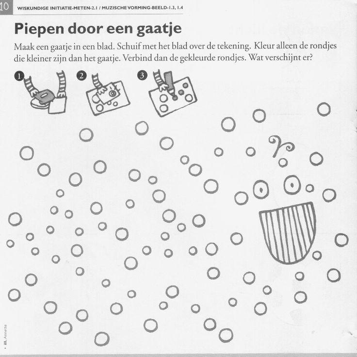Piepen Door Een Gaatje Werkblad Jpg 1152 215 1152 Thema