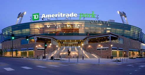 College World Series—TD Ameritrade Park Omaha