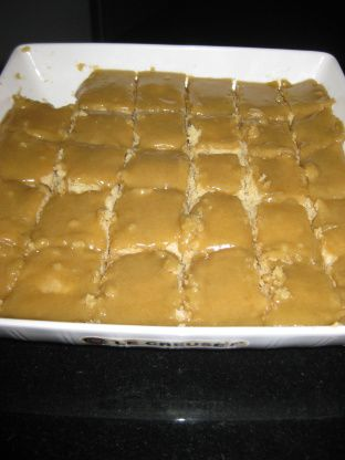 Edmonds Ginger Crunch Recipe - Food.com  gooey goodness. Just need to find golden syrup.