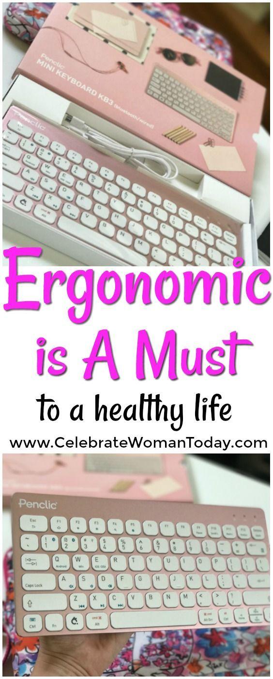 Pink Penclic Keyboard, Breast Cancer Awareness