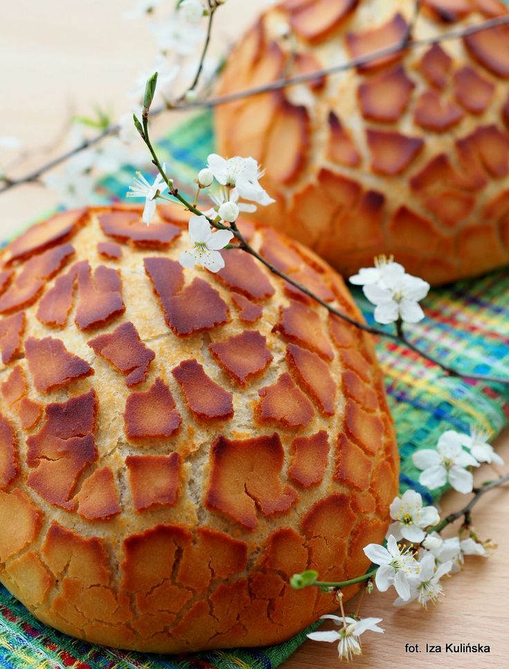 Smaczna Pyza: Domowe pieczywo - Chleb tygrysi - wypiekanie na śn...