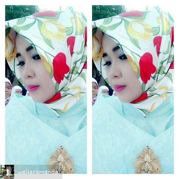 #velvet #hijabers #motif #jilbabers #muslimah #