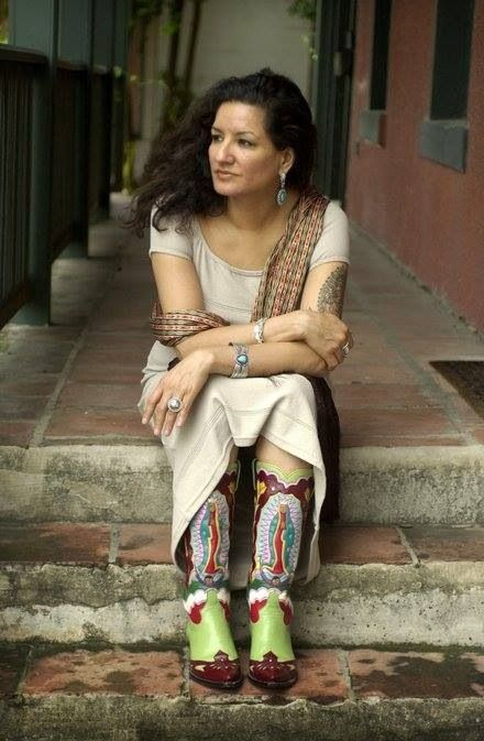 Sandra cisneros writing advice from famous authors
