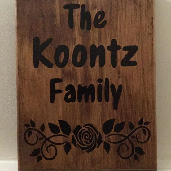 Super 31 best Our Custom Wood Burned Plaques images on Pinterest  WZ74