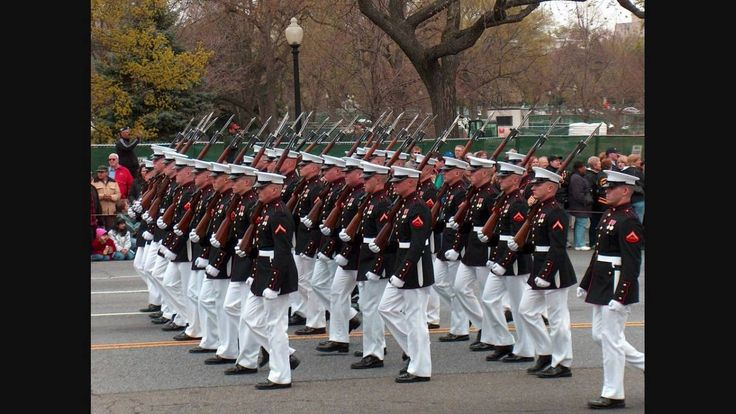 The Marines' Hymn | From the Halls of Montezuma,  To the shores of Tripoli;  We fight our country's battles  In the air, on land, and sea… The rousing Marines' Hymn scores this beautiful video tribute to The Few. The Proud. The Marines. Read more at http://blog.theveteranssite.com/the-marines-hymn/#OFcmLVxkBRrzwcKV.99