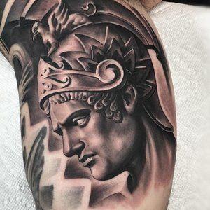 Rods Jimenez tattoo artist from New York City, NY – New York artists, etc in BODY TATTOOS
