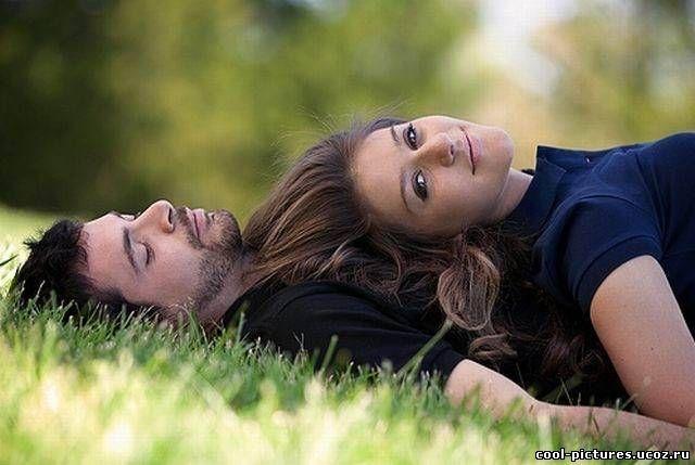 Любовная история девушки и парня