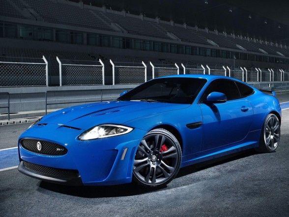 2012 Jaguar XKR-S    I want!