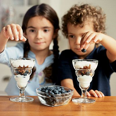 8 healthy foods for kids.