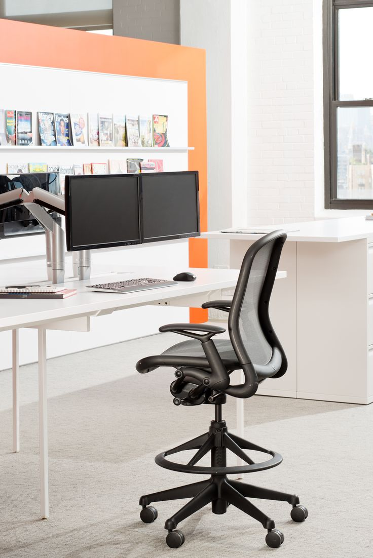 Knoll life chair geek - Antenna workspaces big table tags keywords antenna workspaces big table sapper xyz standing height chadwick high task chair open plan media id 11222