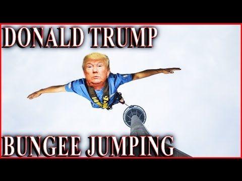 #BreakTheNet Task 2 – DONALD TRUMP BUNGEE JUMPING
