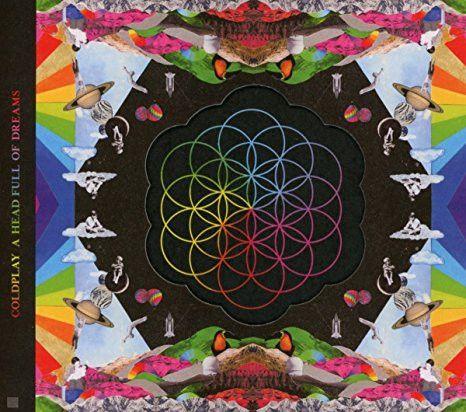 Coldplay : A Head Full Of Dreams CD