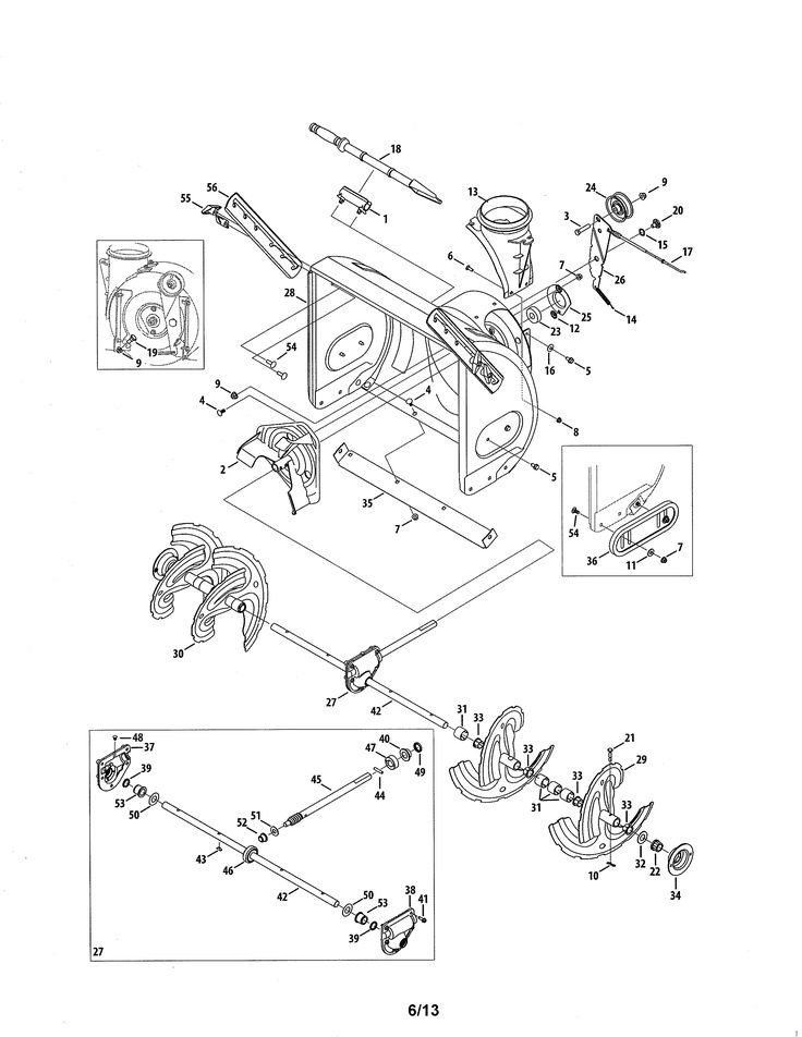 Genuine CRAFTSMAN Parts and Free Manual For Model