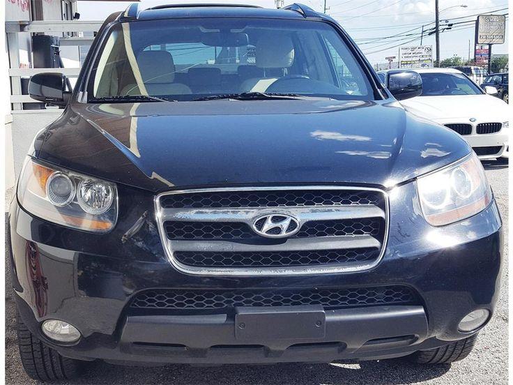 Cool Hyundai 2017: 2007 Hyundai Santa Fe SE 2007 Hyundai Santa Fe SE Automatic 4-Door SUV Check more at http://24go.cf/2017/hyundai-2017-2007-hyundai-santa-fe-se-2007-hyundai-santa-fe-se-automatic-4-door-suv/