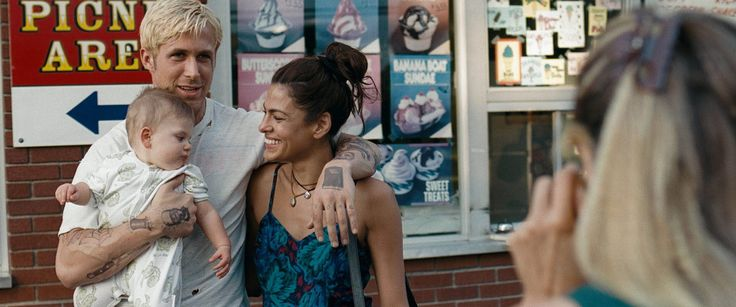 The place beyond the pines - Eva Mendes, Ryan Gosling