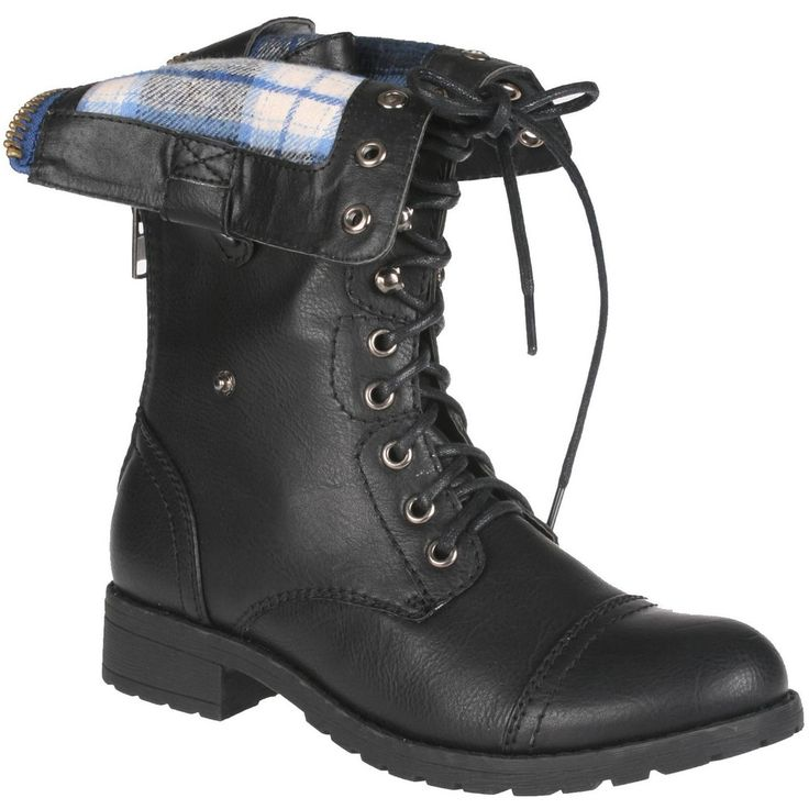 combat boots are pretty much the only thing I wear.