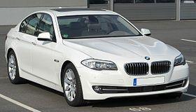 BMW 530d (F10) front-1 20100821.jpg