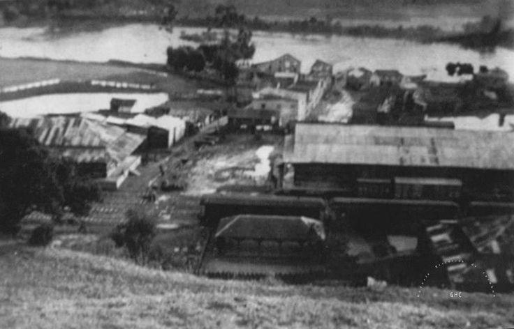 Galería Histórica de Carahue. Sociedad y Época:  Villa Estación. Sector Ferroviario.  #ghc #carahue #memoria #patrimoniofotografico