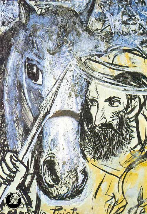 Le llamo a su caballo Rocinante, Ortografía con El Quijote de Aplicaciones Didácticas para móviles