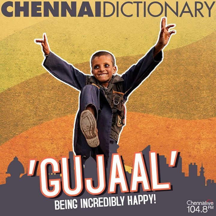 Wish you all a Gujaal day!