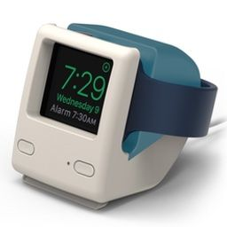 elagoがiMac G3のデザインを模したApple Watch用スタンド「elago W4 Stand」を発売すると発表しています。詳細は以下から。
