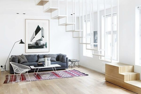 Idunsgate Apartment by Haptic Architects on Behance