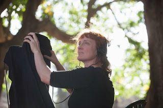 Jennifer Kent and The Babadook, courtesy Le Deuxieme Regard. http://wellywoodwoman.blogspot.co.nz/2014/08/jennifer-kent-babadook.html