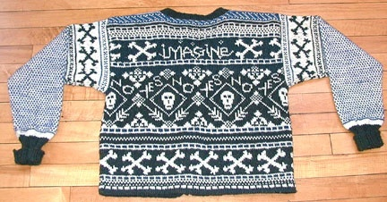 Let's knit this ...and modern..