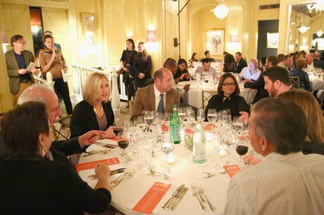 What's It Like to Attend a $250 Dinner at the NYC Wine and Food Festival?  - TownandCountryMag.com