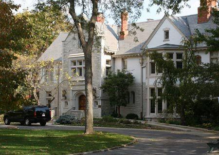 Ohio Governor's Mansion. #Bexley #Ohio http://BeautifulCity.US/Bexley