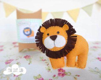 Felt owl craft kit DIY craft kit Craft kit felt by thediylab