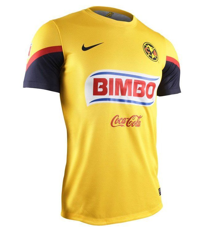 Playera club america 8