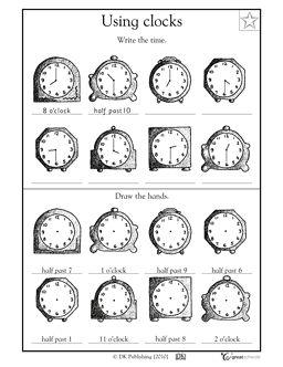 50 best 1st Grade Math Worksheets images on Pinterest