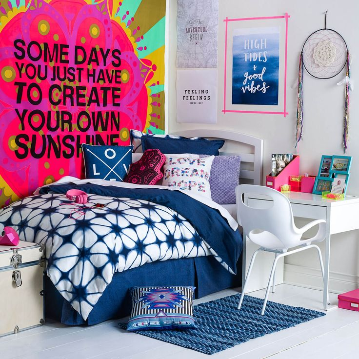 Hippy Chic Room | available on dormify.com